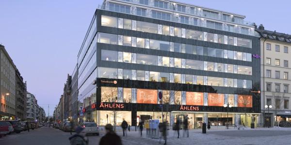 Östermalmshallen Renoveras Erick Zootjes Bygg och Projektledning AB Saskia